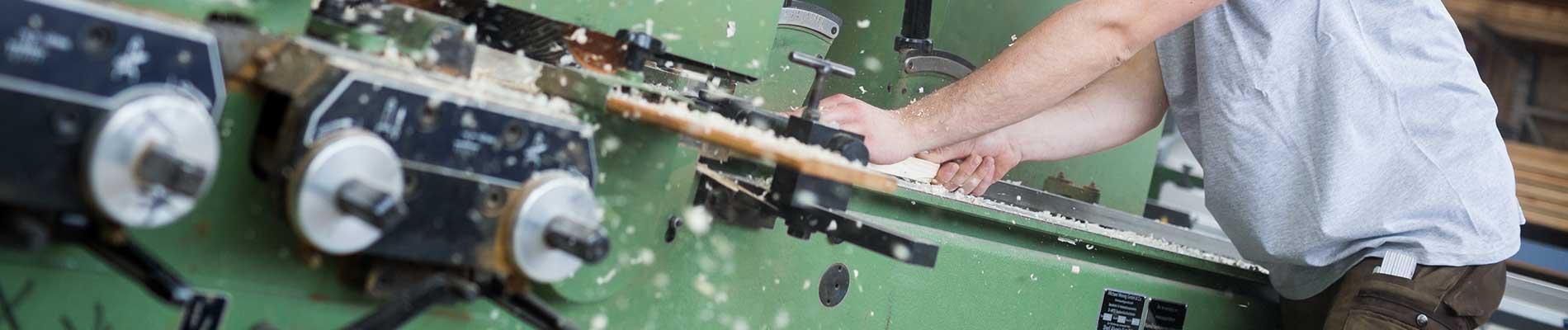 Hagemann Tischlerei Werkstatt